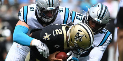 NFL Week 2 grades: Saints get an 'F' for ugly loss to Panthers, Titans earn 'A' after valiant comeback win