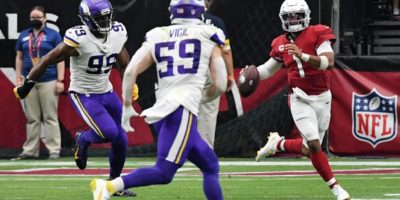 NFL Week 2 scores, highlights, updates, schedule: Kyler Murray runs wild; Buccaneers defense steals the show