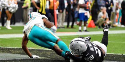 NFL Week 3 scores, highlights, updates, schedule: Derek Carr clutch pass leads Raiders to OT win vs. Dolphins