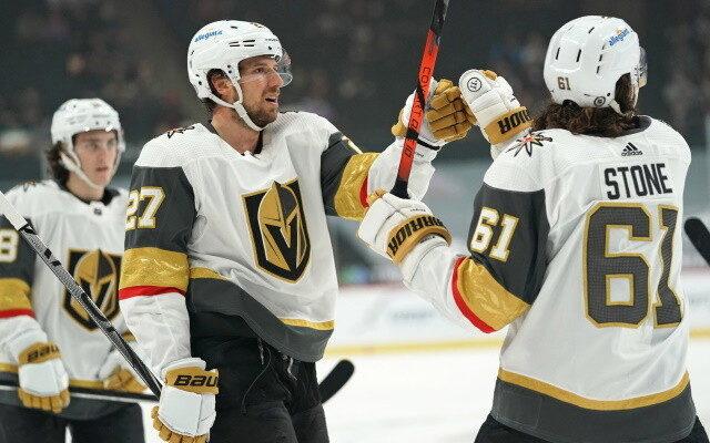 NHL News: Vatanen, Karlsson, Varlamov, Golden Knights, Canadiens and More