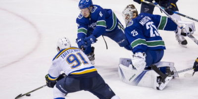 NHL Rumors: St. Louis Blues, and the Vancouver Canucks