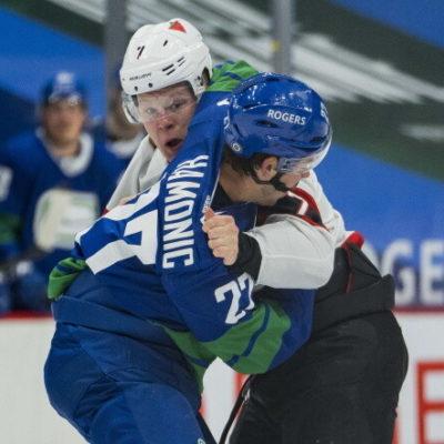 NHL Rumors: Travis Hamonic's Future Unknown