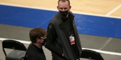 Nets GM Sean Marks says New York City vaccination requirements won't be a problem