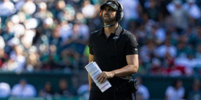 Nick Sirianni owns up to 'Philly Special' blunder that cost Eagles: 'I've got to call a better play'
