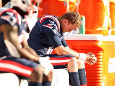 Patriots stock up, stock down following Week 3 loss to Saints: Mac Jones' deep ball woes, Bourne impresses