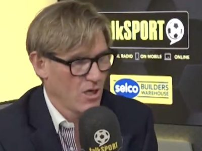 Video: Simon Jordan not convinced that Man City result was a defining one