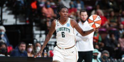 WNBA: 8-seed hopefuls Washington Mystics, New York Liberty square off