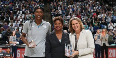 WNBA: Lynx's Sylvia Fowles is 2021 WNBA Defensive Player of the Year