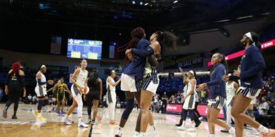 WNBA: Mystics, Sparks fall, idle New York Liberty rise into playoffs