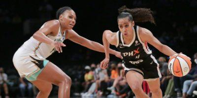 WNBA Playoffs: No. 5 Phoenix Mercury host No. 8 New York Liberty