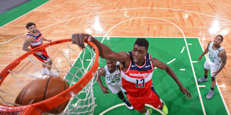 Washington Wizards Still Looking to Add Center Depth
