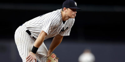 Yankees' DJ LeMahieu placed on 10-day injured list with sports hernia ahead of regular season finale