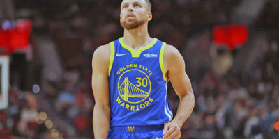 'Not this year': Stephen Curry shows us lunging attempt at 3-point foul that won't be rewarded this season