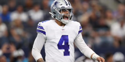 NFL Week 4 grades: Cowboys get an 'A-' for beating unbeaten Panthers, Raiders get a 'D' for ugly Monday loss