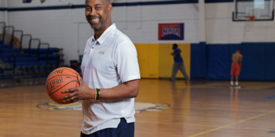 Fisk University's Kenny Anderson Is Ready To Impact The Collegiate Level