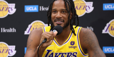 Lakers veteran Trevor Ariza has procedure on right ankle, will be re-evaluated in eight weeks