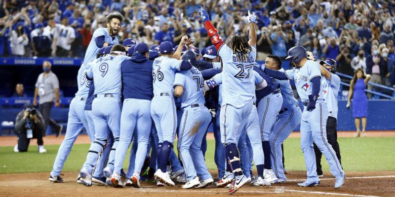 10 most memorable moments of Blue Jays' 2021 season