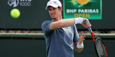 Andy Murray's shoes and wedding ring stolen ahead of match at BNP Paribas Open in Indian Wells