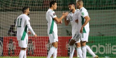 2022 World Cup qualifiers: Slimani becomes Algeria's all-time top scorer as Mahrez scores brace in Niger thrashing