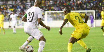 Ghana 3-1 Zimbabwe: Black Stars follow Bafana Bafana in World Cup qualifier