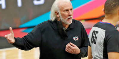 Growing belief around NBA is that Gregg Popovich will retire after season, per report
