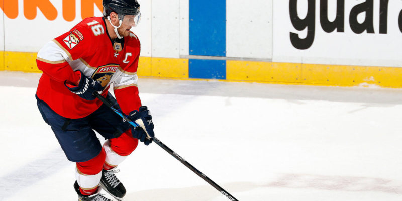 Panthers sign captain Aleksander Barkov to eight-year contract extension