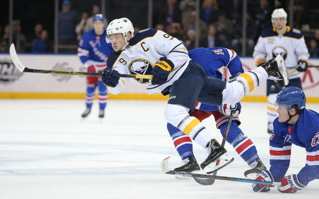 NHL Rumors: Some Movement in the Jack Eichel Situation but Still Lots of Work to be Done