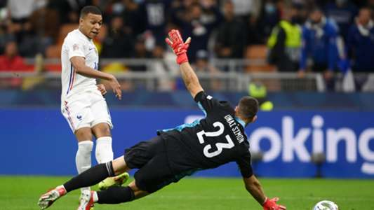 Why was Kylian Mbappe's goal for France in Nations League final vs Spain allowed to stand?