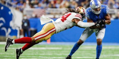 A month after big hit, Detroit Lions WR Tyrell Williams still dealing with concussion