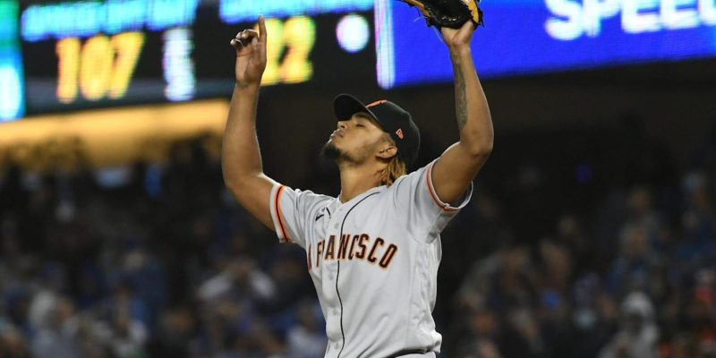 Giants' secret weapon was something the Dodgers couldn't prepare for in NLDS Game 3