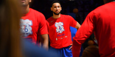 Ben Simmons arrives in Philadelphia; 76ers want him back on court once he clears COVID protocols, per report