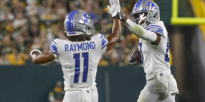 Lions are slight home underdogs vs. Bengals in Week 6