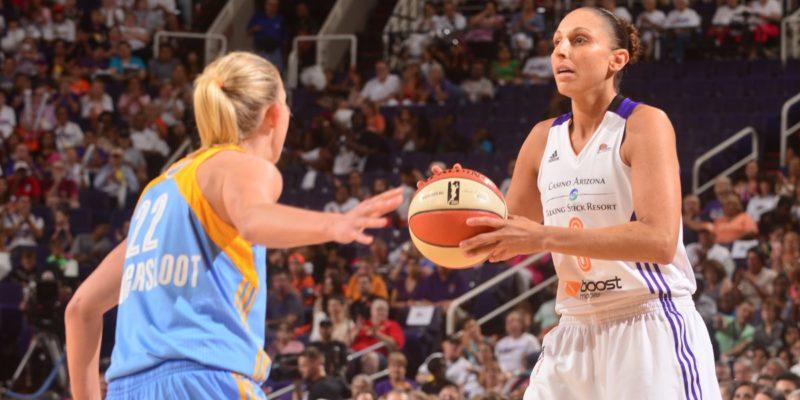 WNBA: Revisiting the 2014 Phoenix Mercury vs. Chicago Sky Finals