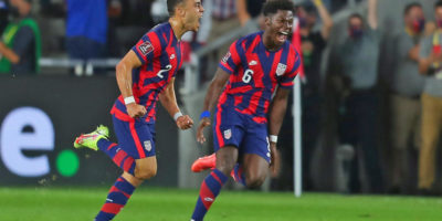 USMNT player ratings vs. Costa Rica: Sergino Dest makes up for first-minute goal conceded by Zack Steffen