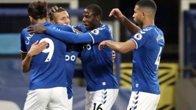 Arsenal identify £50m rated Everton attacker as ideal summing signing