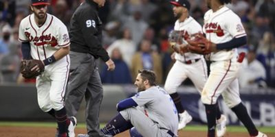 Chris Taylor's mistake, Dodgers' missed scoring chances and more