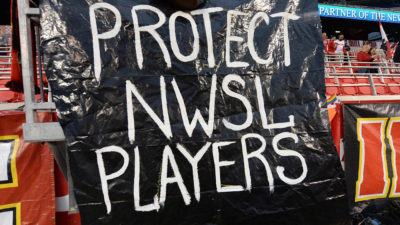 NWSL names longtime sports executive Marla Messing as interim CEO