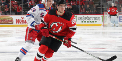 Devils place star center Jack Hughes on IR with dislocated shoulder
