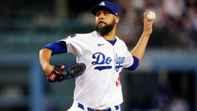 Dodgers add David Price to NLCS roster; Joe Kelly will miss rest of postseason with biceps strain
