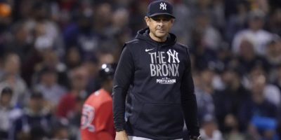 Aaron Boone on future as Yankees manager