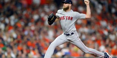 Astros vs. Red Sox best bets, ALCS props: A high-scoring affair in Houston plus Chris Sale's strikeout total