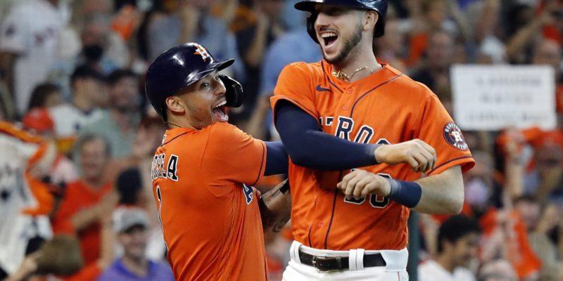 Astros win ALDS Game 2 2021