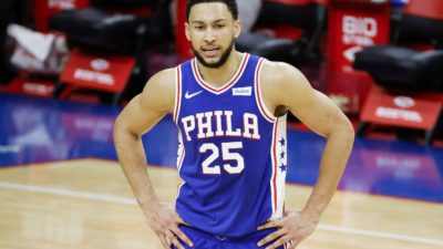 Ben Simmons Reportedly Misses Scheduled Workout
