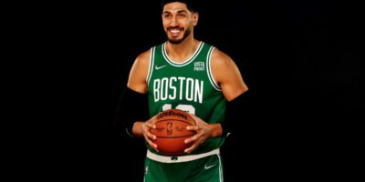 Celtics' Enes Kanter on LeBron James declining to be public advocate for COVID-19 vaccine: 'It's ridiculous'