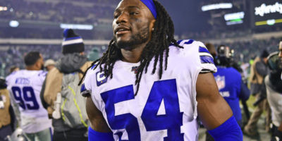 Cowboys release former Pro Bowl LB Jaylon Smith ahead of Week 5 battle with Giants
