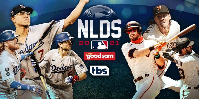 Dodgers vs. Giants NLDS Game 2 starting lineups and pitching matchup