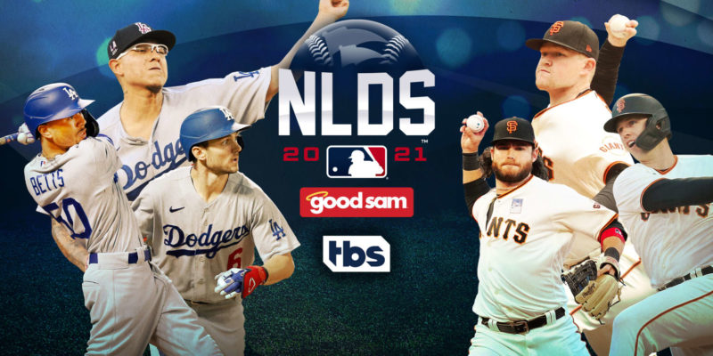 Dodgers vs. Giants NLDS Game 5 starting lineups and pitching matchup