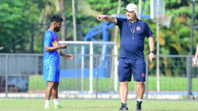 East Bengal's Manolo Diaz - Indian players skillful but need to improve tactically