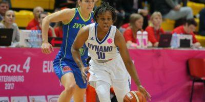 FIBA EuroLeague Women: Epiphanny Prince rejoins Dynamo Kursk for Week 2