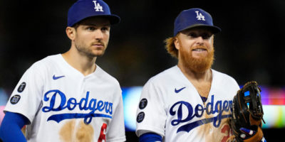 Four X-factors for Giants-Dodgers Game 5: The Turners, Logan Webb's changeup and more